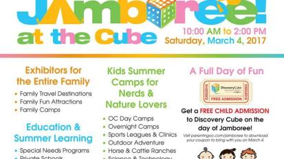 Jamboree at The DiscoveryCube