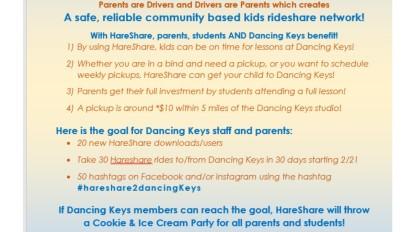 Dancing Keys Event